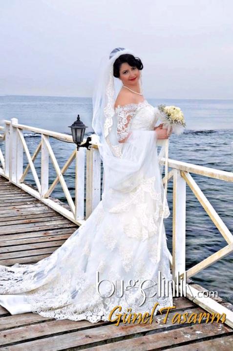Wedding Dress B_517