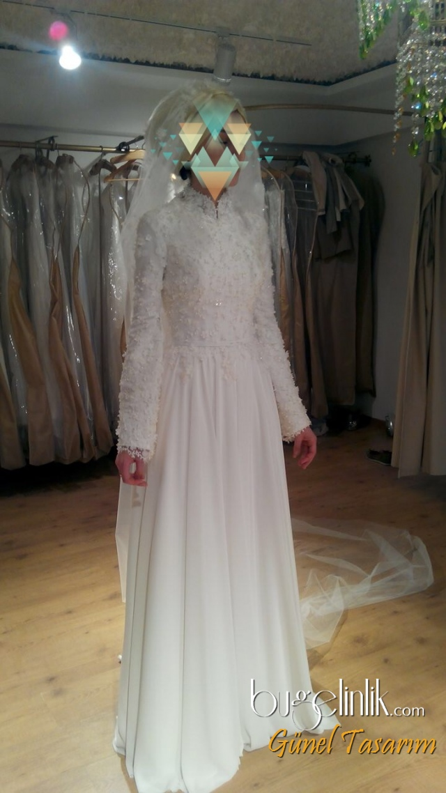 Wedding Dress B_548