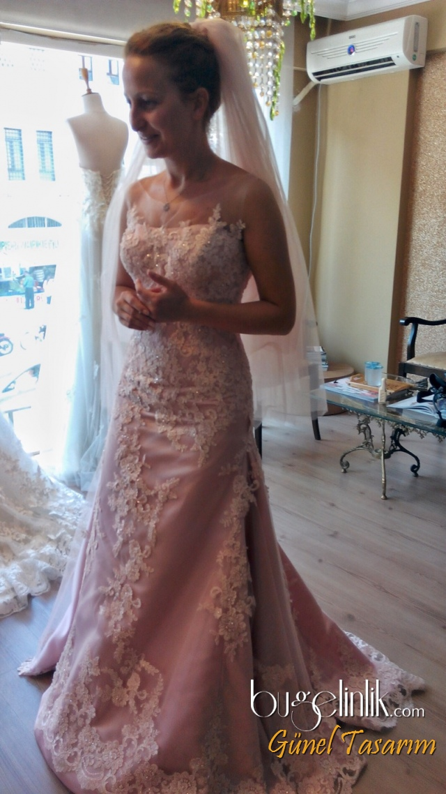 Wedding Dress B_549