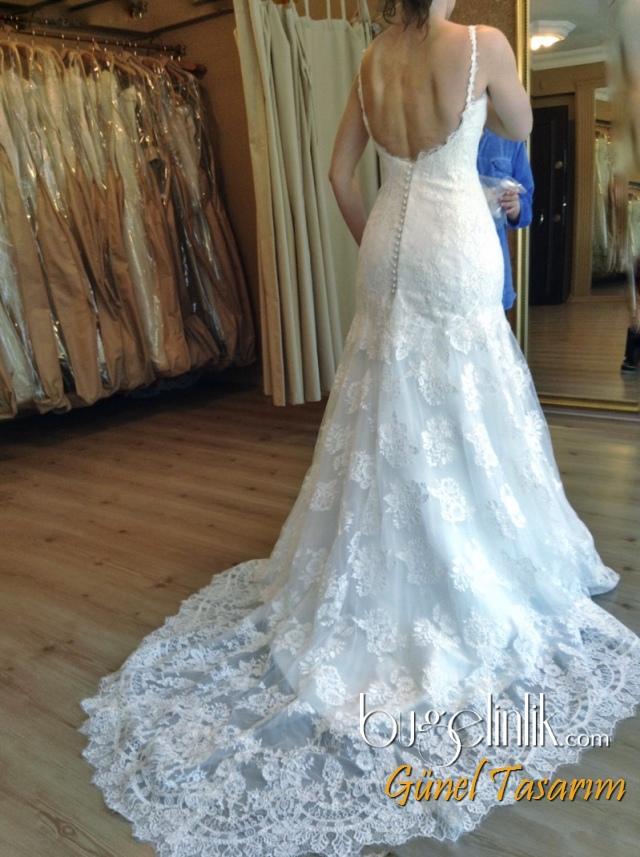 Wedding Dress B_554
