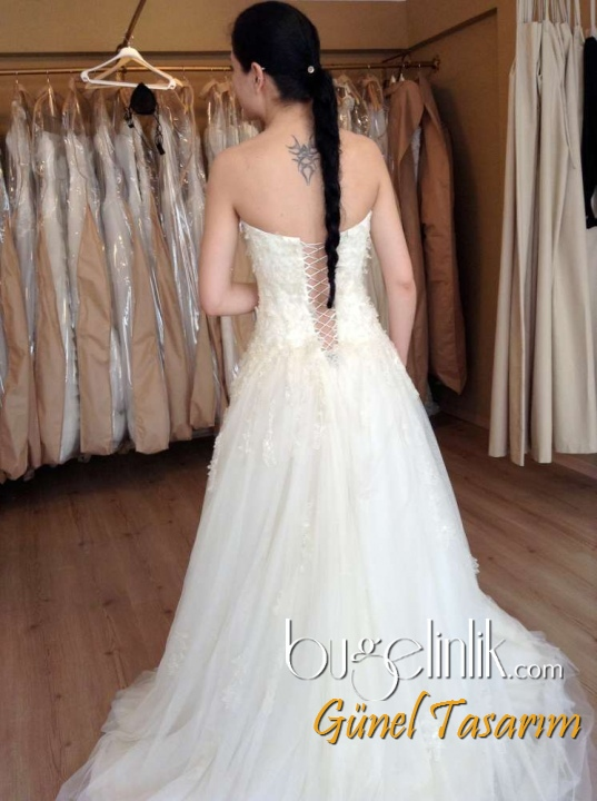 Wedding Dress B_263