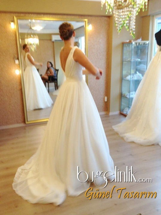 Wedding Dress B_349
