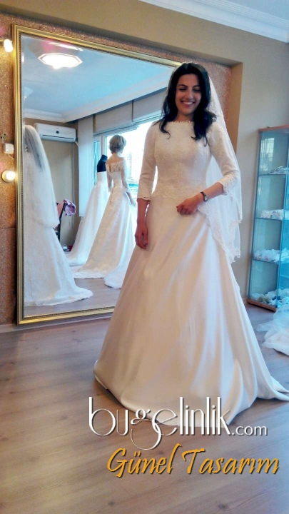 Brautkleid B_384