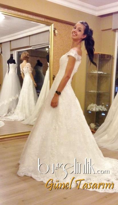Wedding Dress B_388