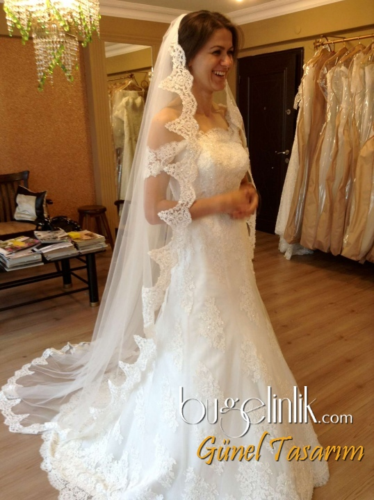 Wedding Dress B_427